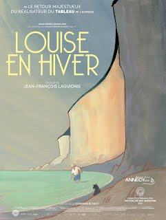 1. Louise en hiver (Louise by the shore), 21 January