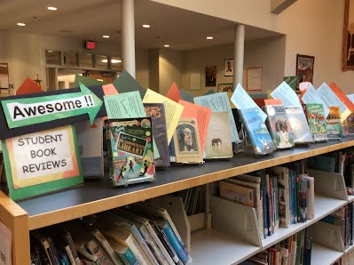 AWESOME Student Book Reviews!! - Ambrose School Library