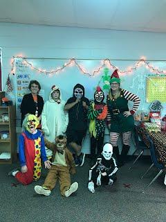 ESM Halloween at Whitman Post