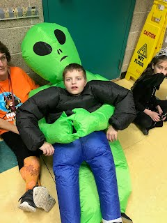 Halloween Fun at Whitman Post
