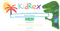Kid Rex Search Engine (by Google)