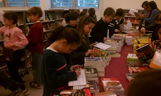 WIS Trilingual Book Fair 2013