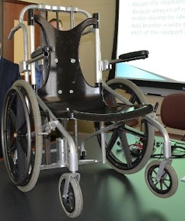 Custom-engineered wheelchair