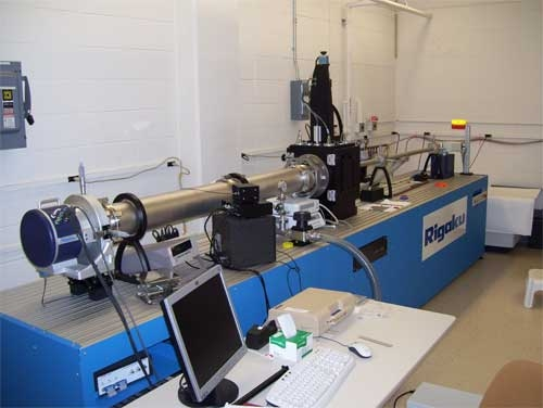 Rigaku Small-angle X-ray Scattering System XRD - materials-science ...