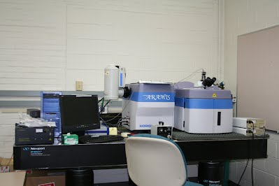 photo of aramis microscope