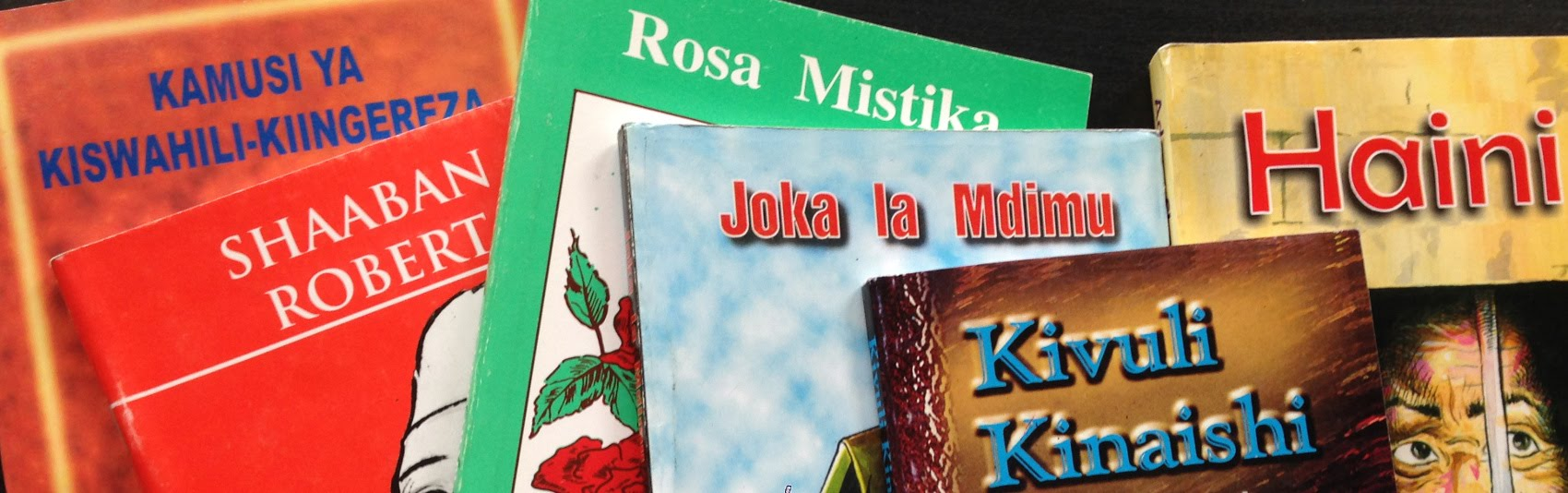 Swahili Books Pdf