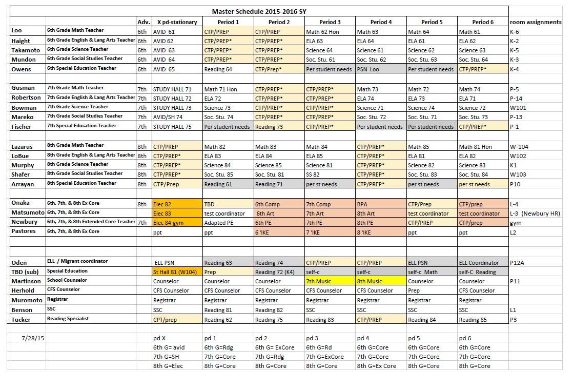 teacher calendar template 2015
