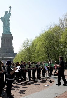 Statue of Liberty Concert 2012