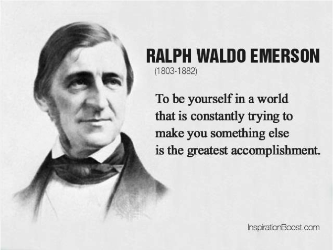 Self Reliance And Other Essays Quotes About Success - image 7