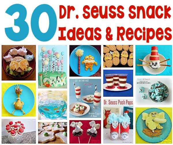 Dr. Suess Birthday March 2