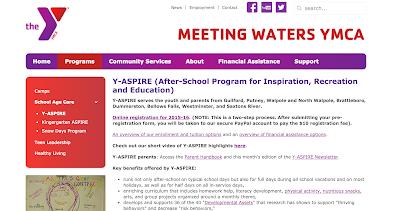 Y-Aspire Program Info