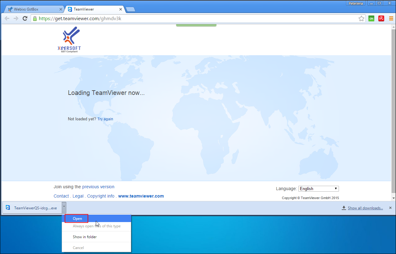 TeamViewer For Support - GstBox