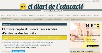 El Diari de l'Educació