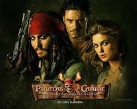 Piratas del caribe I
