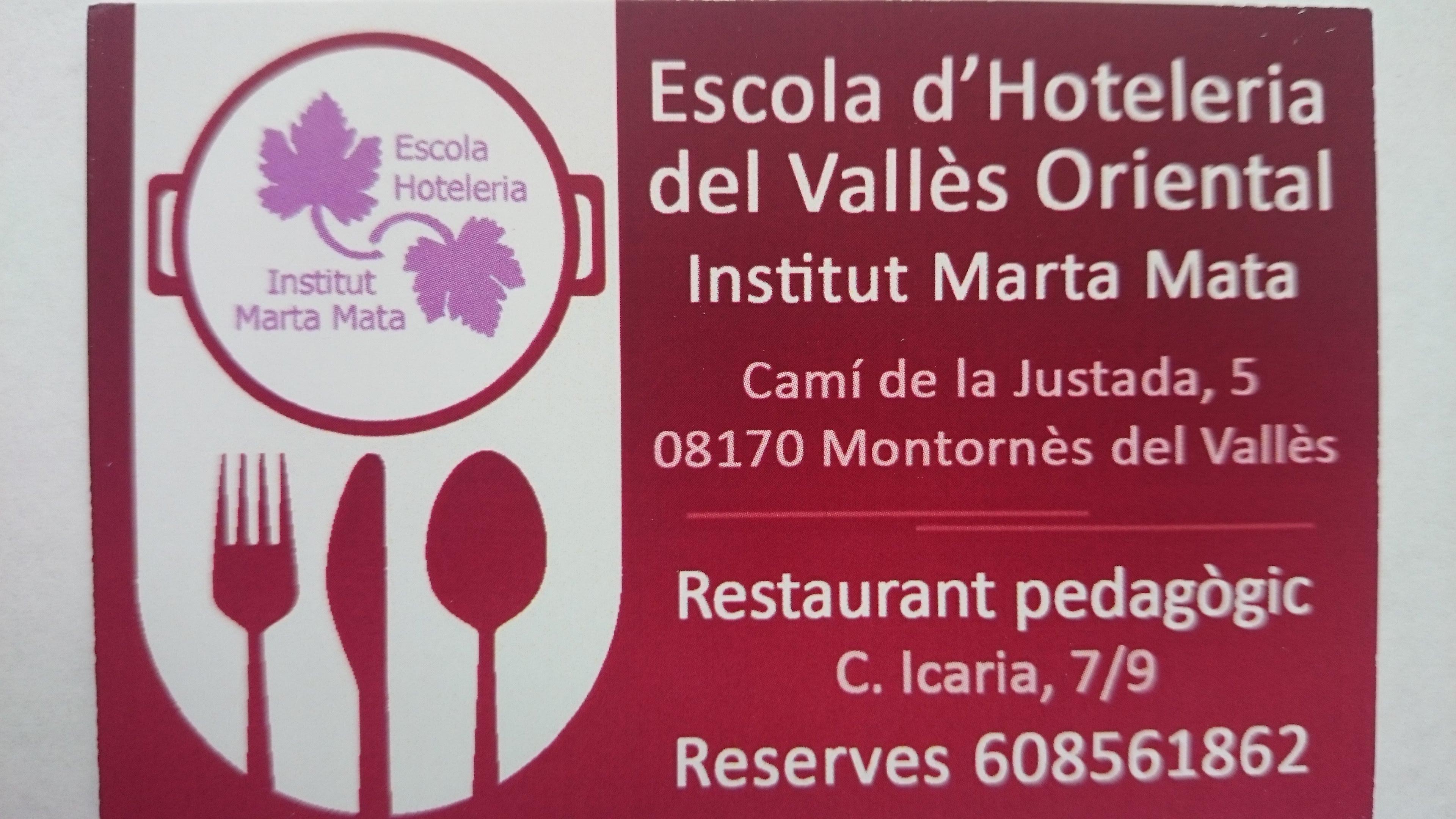 Escola d'Hoteleria del Vallès Oriental