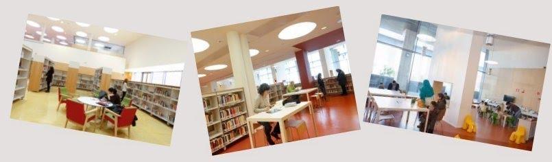 Biblioteca Sant Ildefons de Cornellà de Llobregat