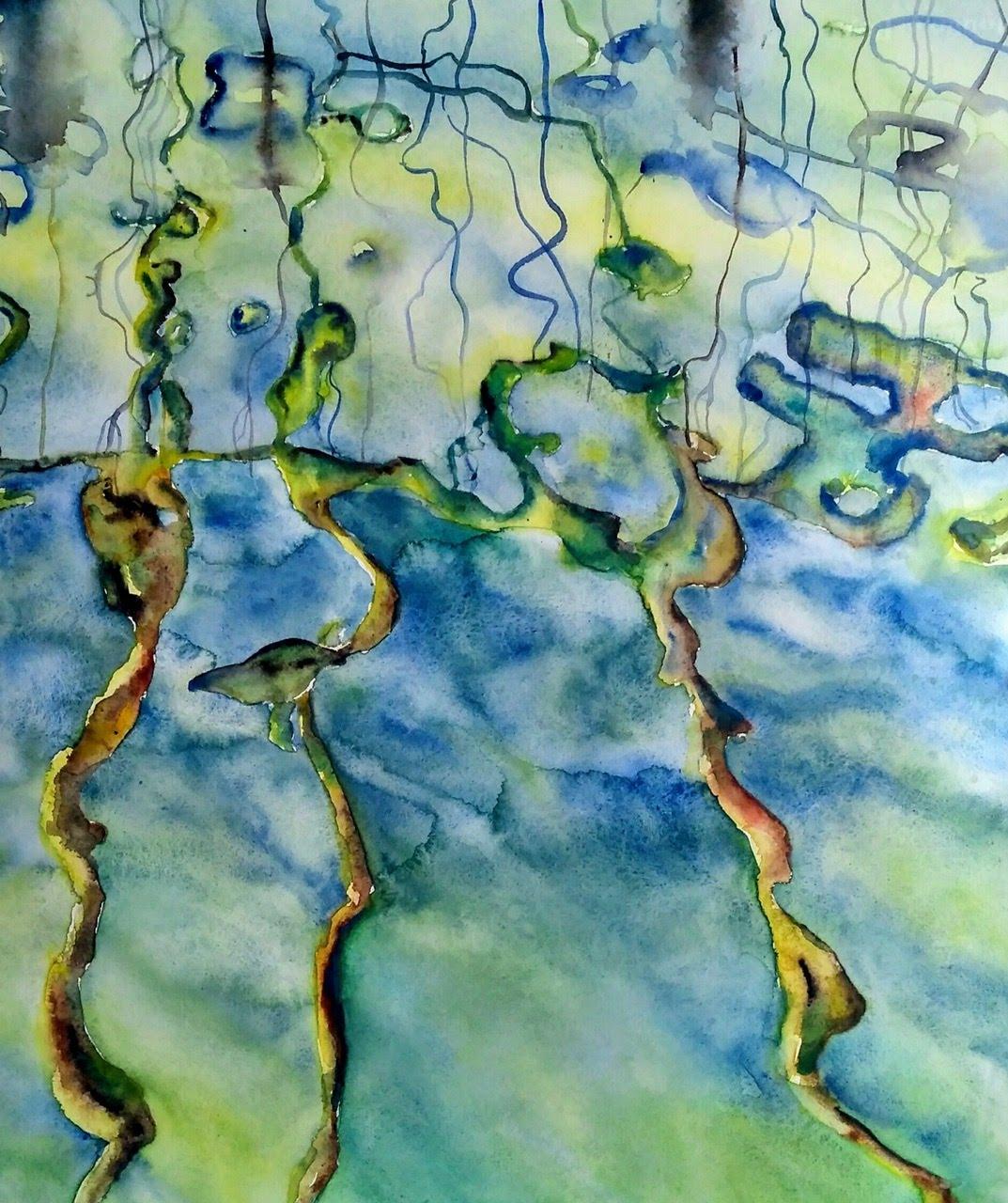 Aquarel·la de l'Anna Morales
