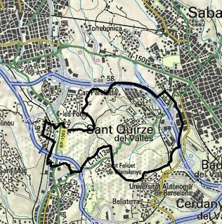 Terme municipal llibre digital de sant quirze - Tiempo en sant quirze ...