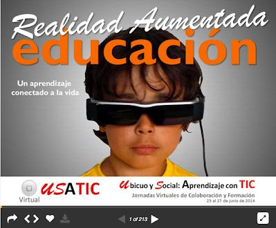 http://www.slideshare.net/tecnotic/usatic-realidad-aumentada-un-aprendizaje-conectado-a-la-vida