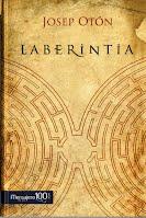 Portada novel·la Laberintia