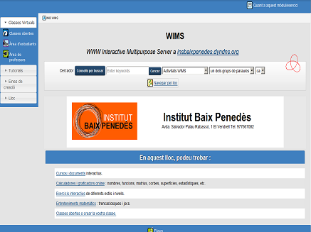 http://insbaixpenedes.dyndns.org/wims/