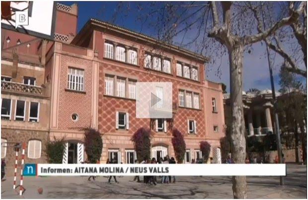 Not cies xarxa d 39 escoles hist riques de barcelona for Escoles de disseny d interiors a barcelona