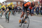 Cycle race in York