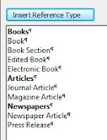 newspaper article categories