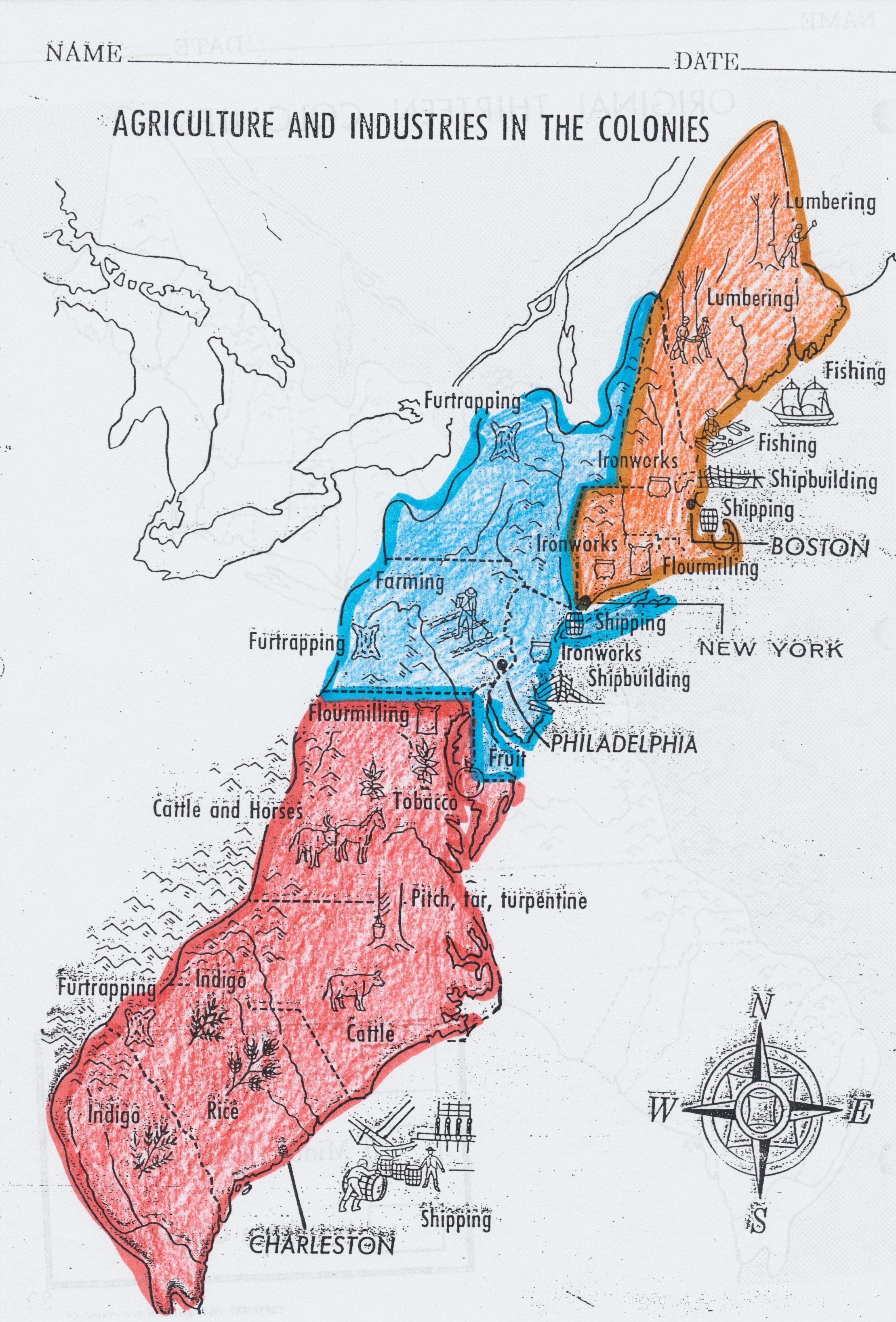 social studies mrs curley attachments 13 colonies resources in color 001 jpg