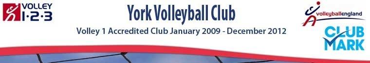 Volley 1 banner