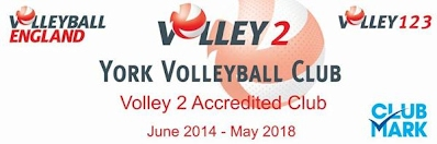Volley 2 Accreditation Banner