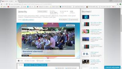 http://www.ceskatelevize.cz/ivysilani/10265744641-zpravicky/217411000160811