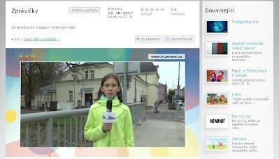 http://www.ceskatelevize.cz/ivysilani/10265744641-zpravicky/217411000161022