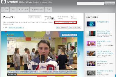 http://www.ceskatelevize.cz/ivysilani/10265744641-zpravicky/217411000161204