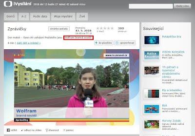 http://www.ceskatelevize.cz/ivysilani/10265744641-zpravicky/218411000160513