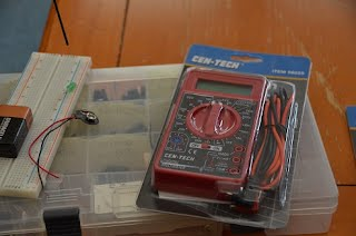 Harbor Freight Multimeter