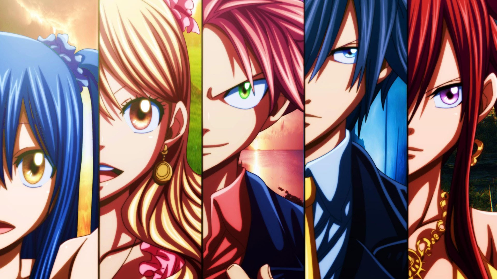 More Sky Group Cool Fairy Tail Wallpapers