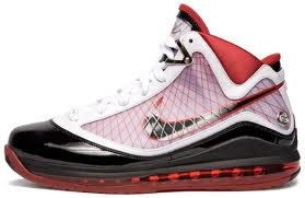 1)Nike LeBron 7 sold for $2,000.00