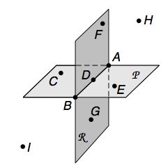 Unit 1: Points, Lines and Planes - 10th Grade Geometry