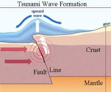 Image result for tsunami diagram