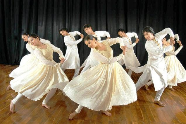 Types of kathak - KATHAK ( the story of the soul)