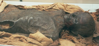Mummified Female