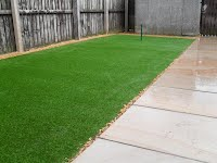 Artificial grass lawns by hardtoppaving.co.uk