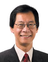 PolyU current president Prof. Tong