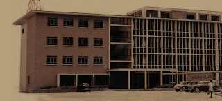 Campus of Hong Kong Technical College