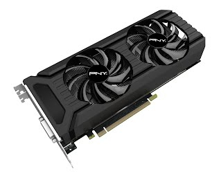 REVIEW| PNY GeForce GTX 1060 6GB Graphics Dual Fan [6-Pack