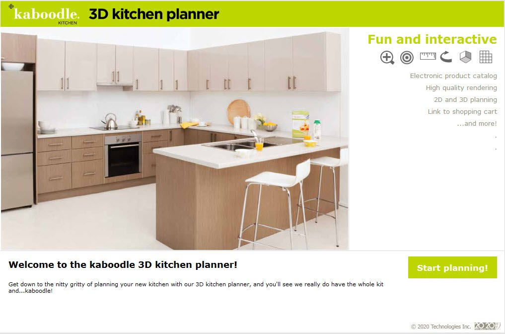Kaboodle Kitchen Planner Flatpax Kitchens Has Changed Itu0027s Name To  Kaboodle! They Have Recently Launched A 3D Kitchen Planner On Their Website.