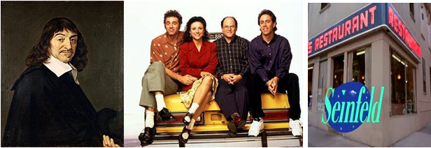 an examination of the sitcom seinfield Seinfeld is an american sitcom that featured icon characters such as jerry seinfeld and cosmo kramer it aired all throughout the 90's and has become the benchmark for comedy shows today.