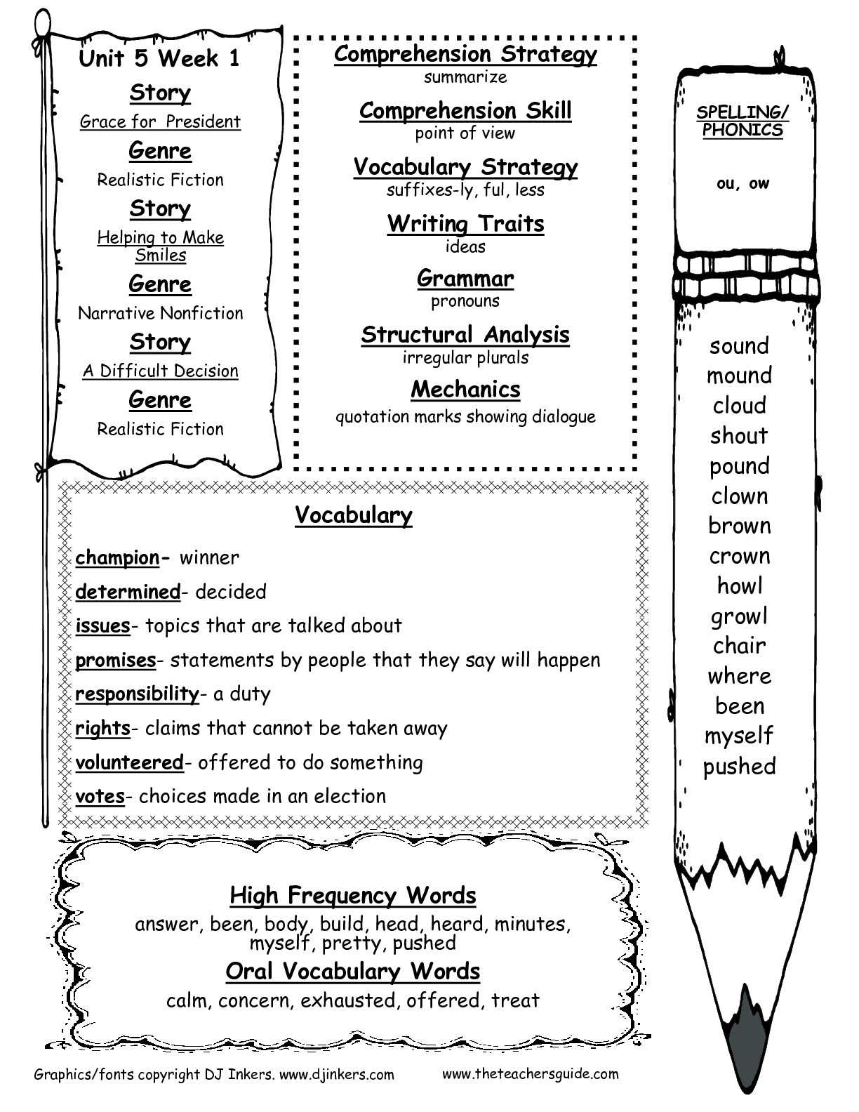 Worksheet Second Grade Vocabulary Words spelling and vocabulary words for the week of march 9 12 2015 mrs ferro philps second graders