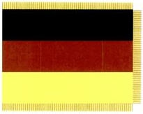 Bachman's Battery Guidon, Front Side